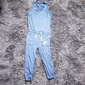 Nike Vintage Gym Jumpsuit Blue